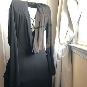 BCBG Max Azria Open Back Dress